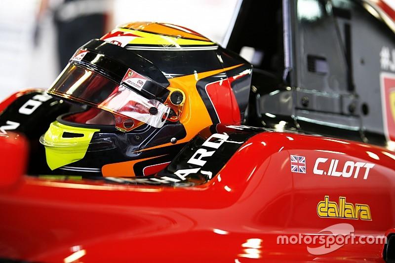 Red Bull Ring GP3: Ferrari's Ilott takes maiden pole