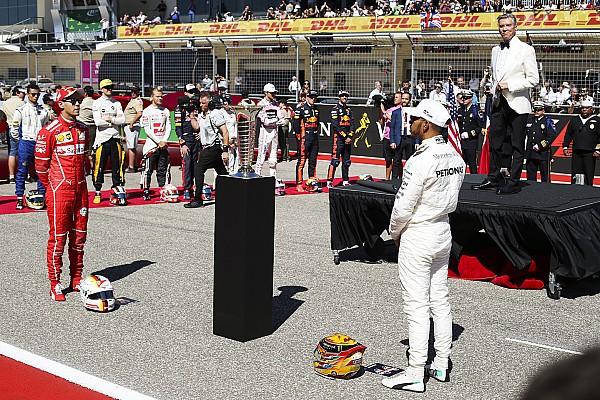F1 verdedigt rijderspresentaties Austin na kritiek