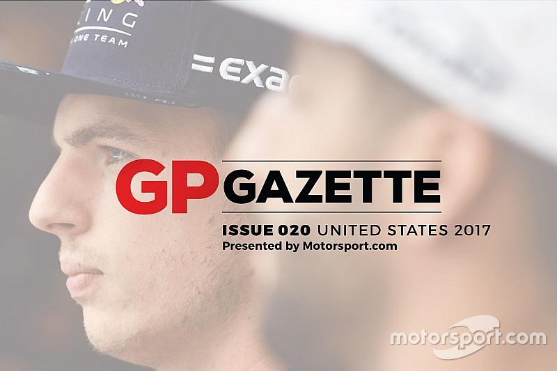 United States GP: Issue #20 of GP Gazette now online