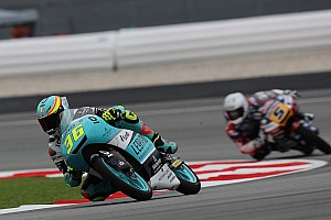 Moto3 速報ニュース Moto3マレーシア予選:王者ジョアン・ミルがレコード更新でポール獲得