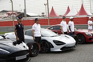 Formula 1 En iyiler listesi Bahreyn GP: Perşembe günü hazırlık fotoğrafları