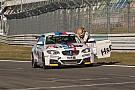 VLN Auf Mansells Spuren: Schrey schiebt BMW über Ziellinie und kollabiert