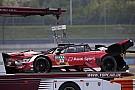 DTM Audi восстановила машину Раста после ужасной аварии