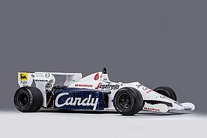 Formula 1 Son dakika Senna'nın Toleman'ı açık artırmada
