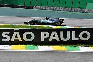 Формула 1 Livefeed Текстова трансляція другої практики Гран Прі Бразилії