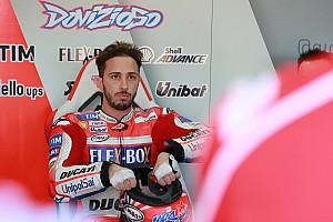 MotoGP Noticias de última hora Dovizioso considera que tiene un panorama complicado por el título