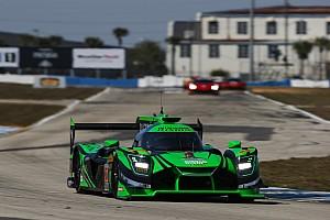 IMSA Crónica de Carrera Derani manda a la mitad de las 12 Horas de Sebring