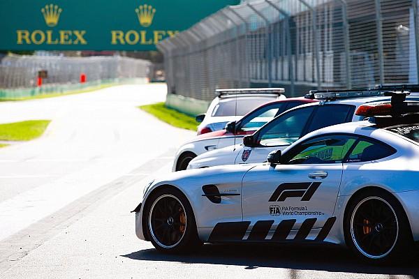 Формула 1 Самое интересное Среда в Альберт-Парке. Как Формула 1 готовится к началу сезона