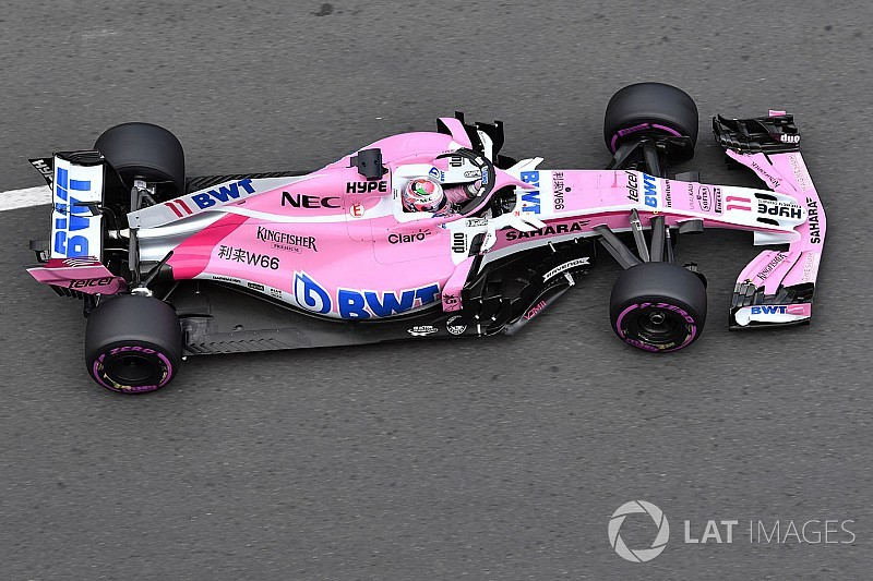 Force India: Barcelona upgrade no cure-all for 2018 car