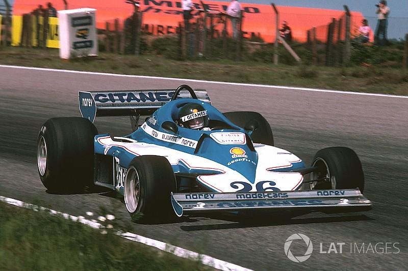 Rétro 1977 - Première victoire de Ligier et de Jacques Laffite