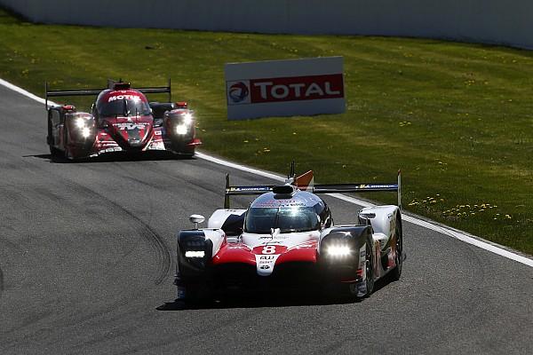 24 heures du Mans Actualités Les LMP1 privés de nouveau ralentis pour le test du Mans
