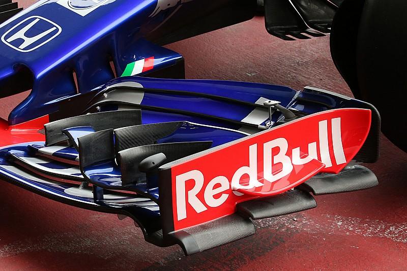 Toro Rosso onthult unieke nieuwe voorvleugel