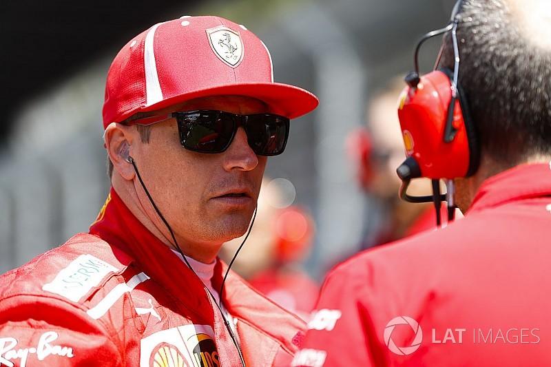 Raikkonen: Verstappen and I did well not to crash