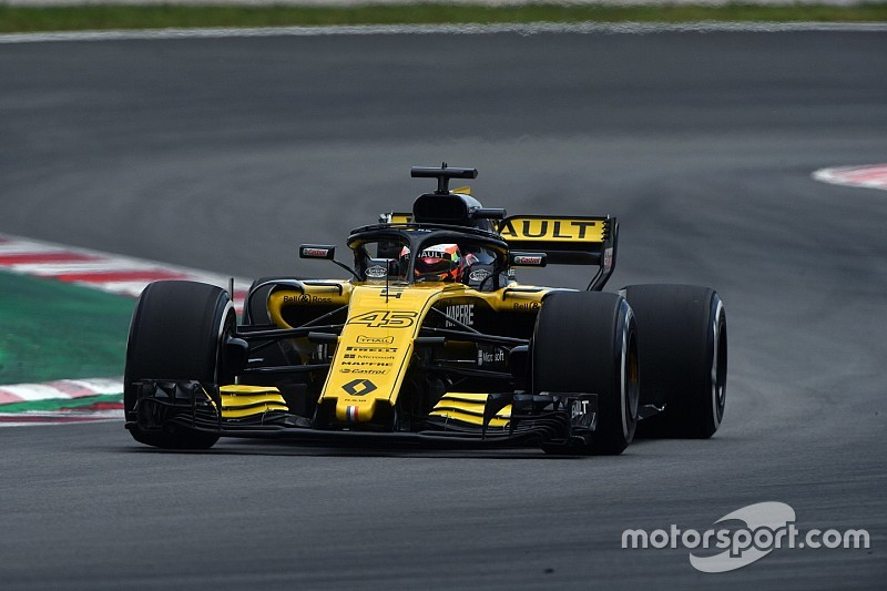 Aitken: Renault'nun analiz edebileceği çok sayıda veri topladık