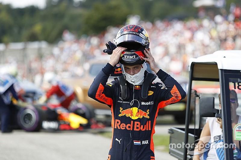 Ферстаппен извинился за брань в радиоэфире Гран При Венгрии