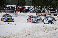 Newgarden e Castroneves disputarão provas de rallycross