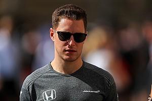 Fórmula 1 Últimas notícias Vandoorne admite que McLaren estará pressionada em 2018