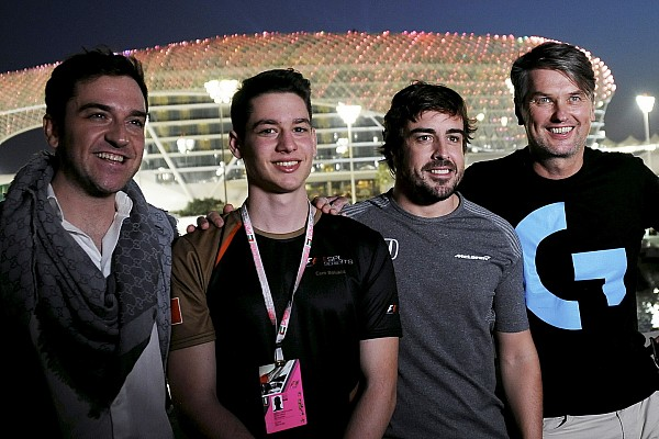 Formula 1 Breaking news Alonso launches eSports team