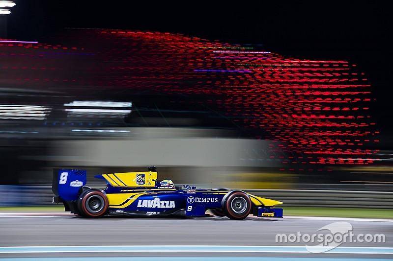 F2アブダビレース1、優勝ローランドと3位フオッコがまさかの失格
