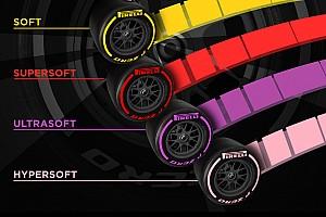 Formel 1 News Formel-1-Reifen 2018: Pirelli führt zwei neue Mischungen ein