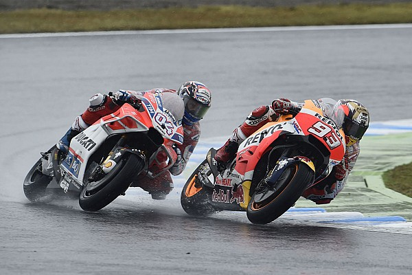 MotoGP Motorsport.com hírek Dovizioso nem zavartatja magát a Marquezzal vívott furcsa bajnokság miatt