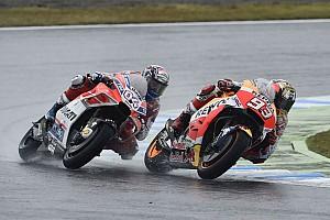 MotoGP Son dakika Crutchlow: Marquez'in hâlâ Dovizioso'ya karşı avantajı var