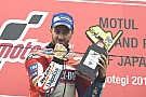 MotoGP Dovizioso se sente favorito do público ao título
