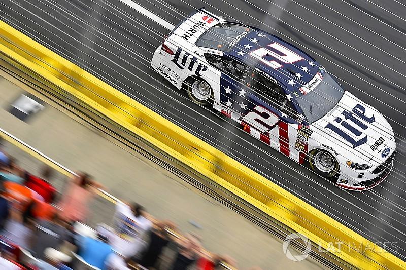 Brad Keselowski meint: NASCAR braucht Hybrid-Systeme