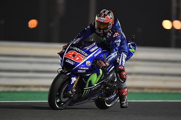 MotoGP Sıralama turları raporu MotoGP Katar: Sıralama turları iptal edildi, pole Vinales'in!