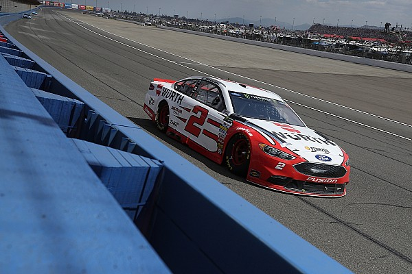 NASCAR Cup Breaking news Keselowski rebounds from early wreck to nearly win in California