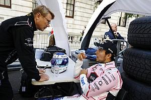 F1 Noticias de última hora Sergio Pérez no está preocupado por su futuro