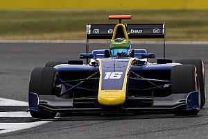 GP3 Nieuws GP3-coureur Baptistakan ondanks rugpijn racen in Silverstone