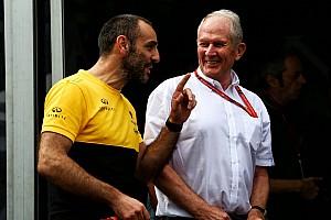 F1 Noticias de última hora Renault limitó a Red Bull, asegura Marko