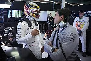 Formule 1 Interview Comment Wolff et Hamilton ont remis à plat leur relation