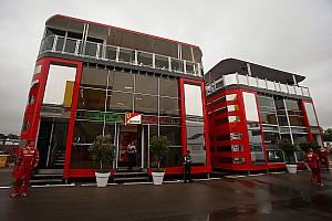 Формула 1 Самое интересное Дворцы и не очень. Все моторхоумы Ф1 нового сезона