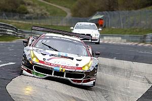 Endurance Kwalificatieverslag 24 uur Nürburgring: Monschau Ferrari verrast met toptijd in tweede kwalificatie