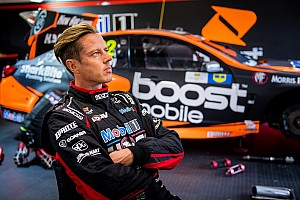 Supercars Breaking news Courtney says Winton tangle 'another kick in the face'