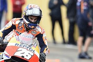 """MotoGP Noticias de última hora Pedrosa: """"No me esperaba tan rápido a Folger, me ha sorprendido"""