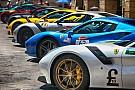 Automotive Ferrari owners celebrate the Brand at Cavalcade 2017