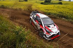 WRC レグ・レポート 【WRC】トミ・マキネン「昨日に続き、厳しい1日となってしまった」