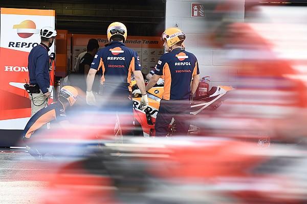 MotoGP Motor Honda não quebrava há dez anos