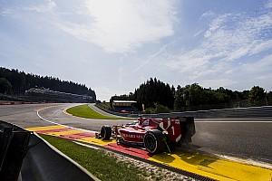 FIA F2 Reporte de calificación Leclerc consigue la pole en Spa bajo lluvia