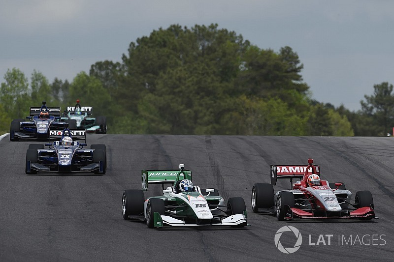 Mazda Road To Indy reveals all three 2018 schedules, altered points