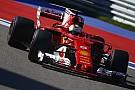 Sebastian Vettel nach Platz 2 für Ferrari in Sochi: