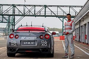 VIDEO: Nissan GT-R pilotado desde un control de PlayStation a 211 km/h
