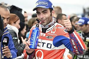 MotoGP Réactions Petrucci :