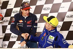 MotoGP Ultime notizie Marquez punge Rossi: