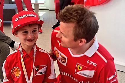 F1 'El niño que le robó el protagonismo a Hamilton y a Vettel', por Nira Juanco