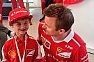 Valaki nagyon boldog Räikkönen pole-ja miatt - a síró kissrác visszatért!