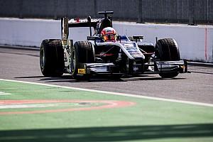 FIA F2 Gara Ghiotto e Fuoco regalano una grande doppietta tricolore in Gara 1!